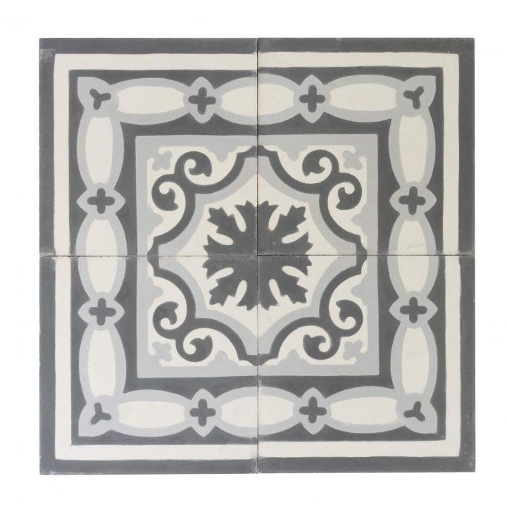 Portugese-tegels-CE-2021-ruit-motief-kleur-print-ster-compleet-geruit-zwart-wit-blauw-hoek