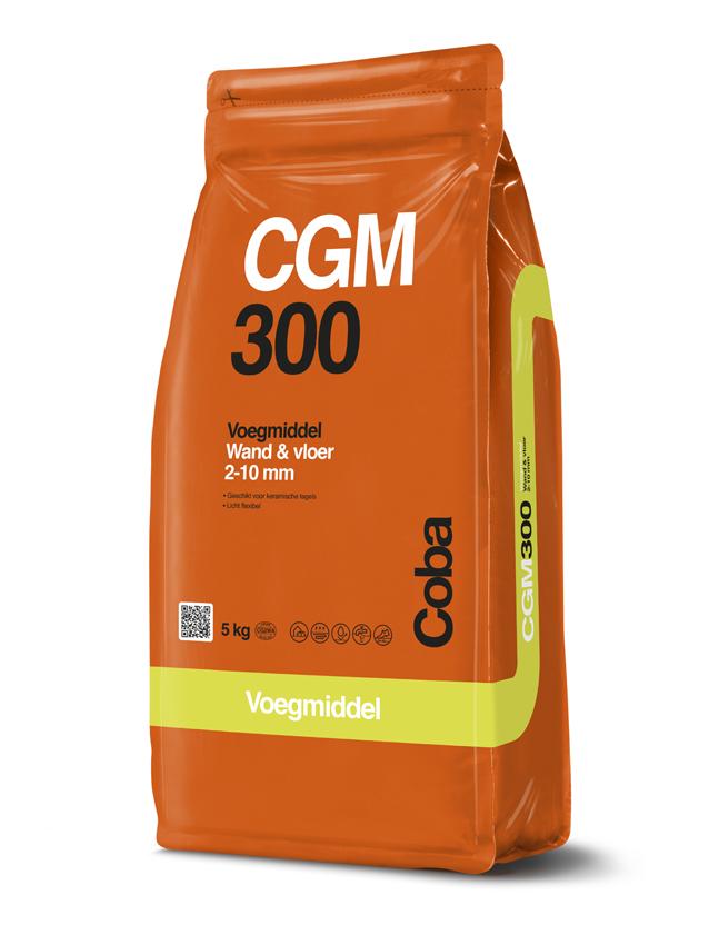 Coba CGM 300 Voegmiddel Grijs 5 kg