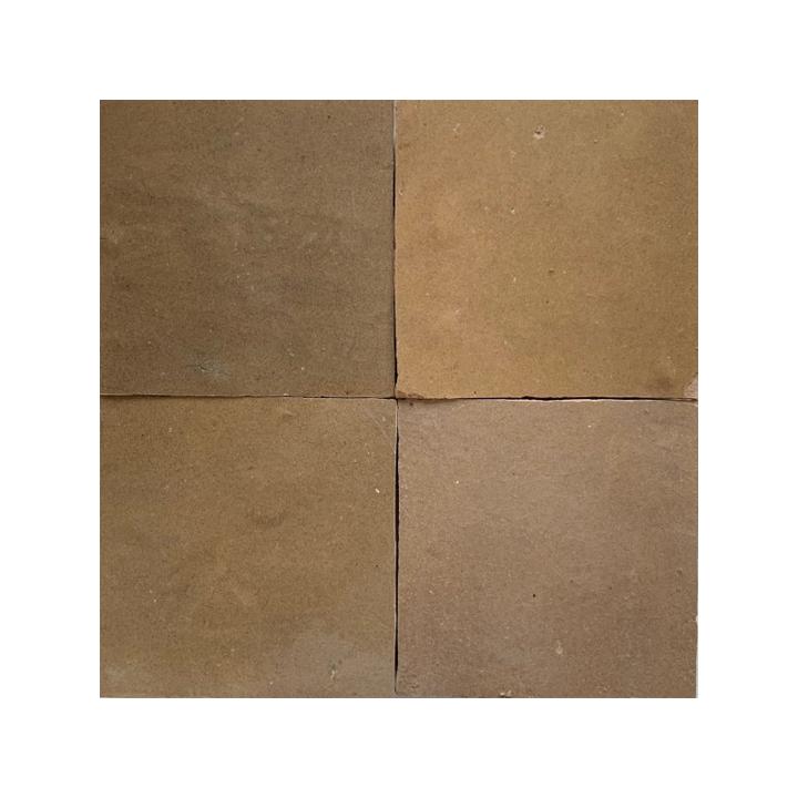 Zellige ZR 1023 Essaouira carton brown